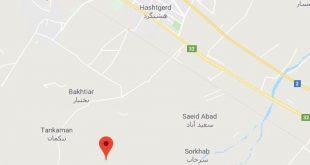 روستای قره آباد در نظرآباد