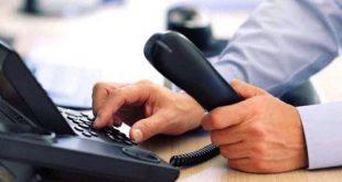 اختلال در خطوط تلفن ثابت مرکز مخابرات شهید بغدادی
