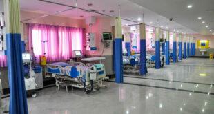 تخت های بیمارستان هشتگرد افزایش می یابد