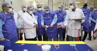 سه خط تولید قطعات «ست» دیالیز در البرز گشایش یافت