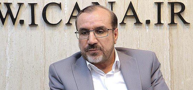پیام تبریک علی حدادی به نماینده جدید کرج