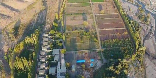 واقعیت روستای ایستا طالقان