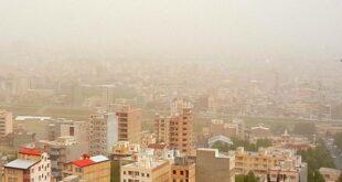 هوای ناسالم در ۳ شهر پرتردد البرز