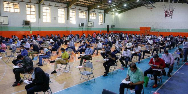 آزمون قضاوت ۹۹ با حضور ۲۱ هزار شرکت کننده برگزار شد