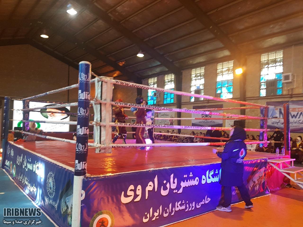 """قهرمانی بانوان ایرانی در رقابتهای جهانی رشته """"توکی ما"""""""