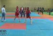 مرحله نخست مسابقات ووشو قهرمانی استان البرز در سالن آزادگان کرج