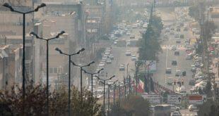 هوای ساوجبلاغ برای گروه های حساس ناسالم است/ افزایش آلاینده ها در البرز تا شنبه ادامه دارد/ آلودگی دامنگیر هشتگرد، نظرآباد، فردیس و کرج هم می شود