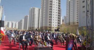 شروع ساخت ۱۲۰ هزار مسکن ملی در شهرهای جدید