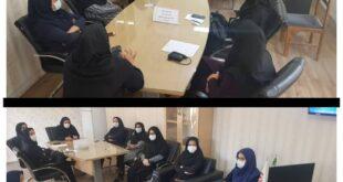 ششمین شورای معاونین اداره بهزیستی شهرستان ساوجبلاغ برگزار شد