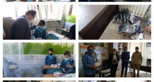 ساوجبلاغ | گرامیداشت روز جهانی ناشنوایان وحضور مسئولین در مدرسه استثنایی امید هشتگرد