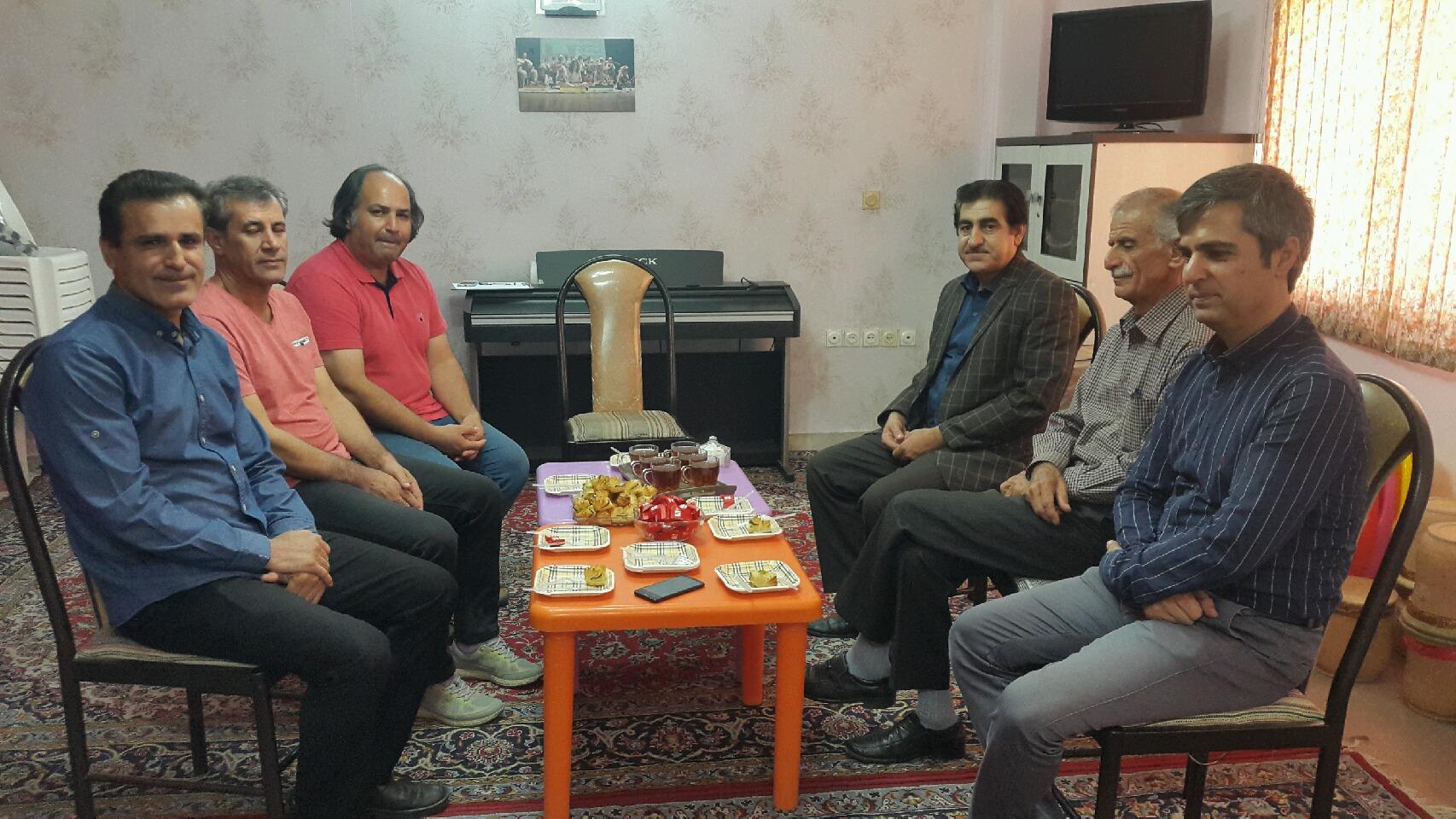 برگزاری جلسه شورای موسیقی ساوجبلاغ