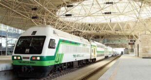 سرویس دهی قطار برقی شهر جدید هشتگرد به ١۴ سرویس در روز افزایش یافت