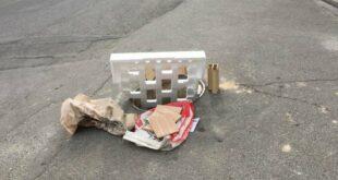 سرقت دریچه های فاضلاب! نان به قیمت خسارت جان و مال شهروندان