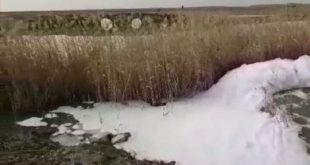 آلودگی محیط زیست البرز
